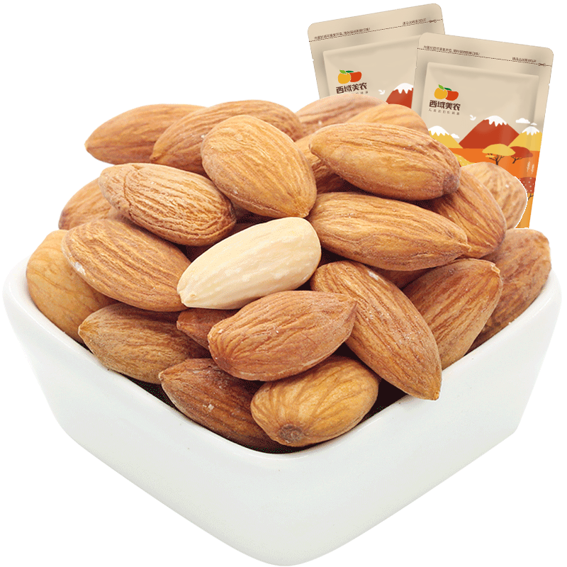 Chinese Xinjiang Almond Kernel For Sale / Natural Almond Nuts