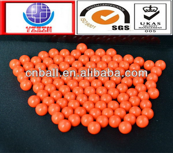 New style cheapest cheap bulk hard plastic ball