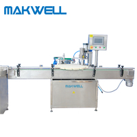 Market Oriented Manufacturer Plastic Glass Bottle Filling Machine For Liquid