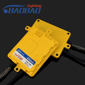 Genuine BAOBAO brand slim 35w 55w quick start canbus hid xenon ballast with quality start cnlight hid xenon bulb
