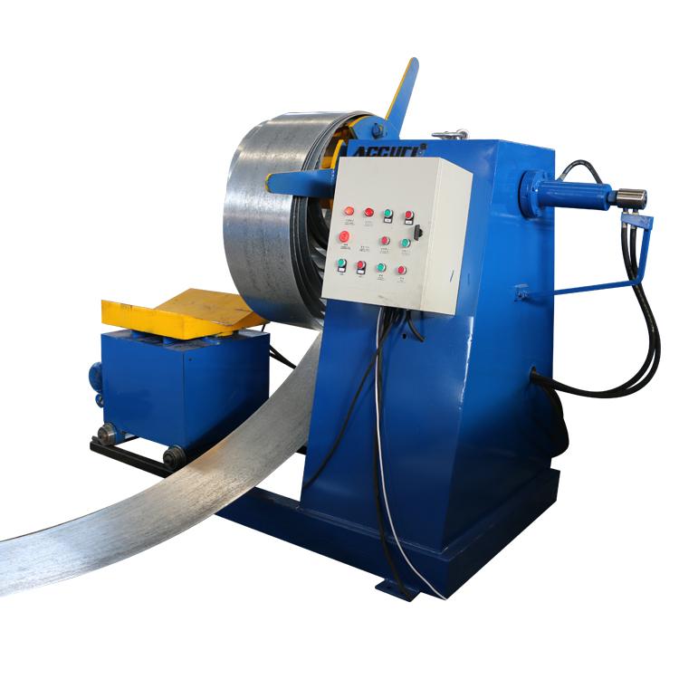 Semi-automatic C-Purlin Roll Forming Machine