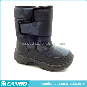 Muck Sole Anti-Slip Warm Winter Children Boots