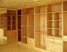 Home furniture/ particle board bedroom wooden wardrobe