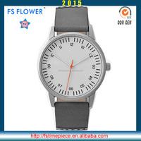 FS FLOWER - 40mm French Men Fashion Series Water Resistant q Japan Movement Quartz Watch Models SR626sw