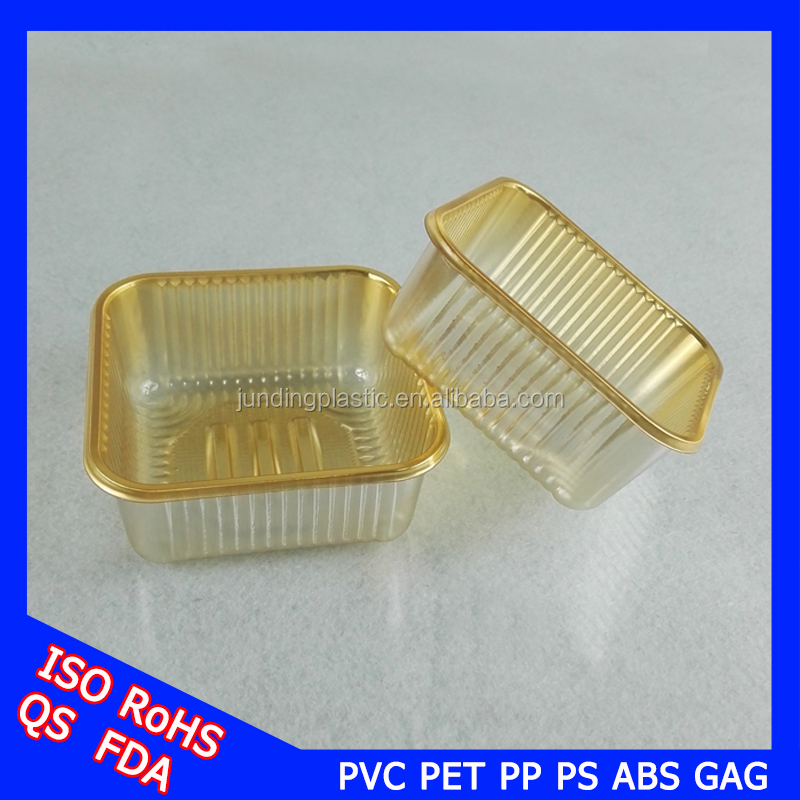 Wholesales Cake Packaging Plastic Box for Moon Storage