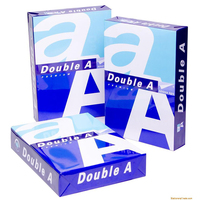Original copy paper virgin pulp Double A A4 copy paper one 80 gsm 75 gsm 70 gsm white a4 copy paper