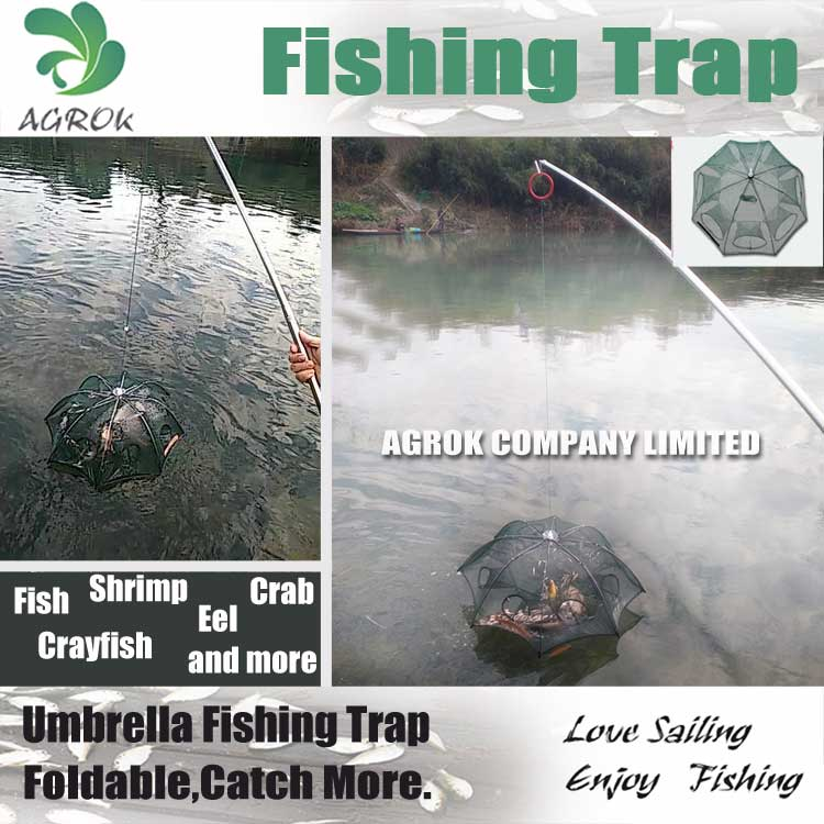 Ice fishing tool umbrella fishing shrimp trap ut861 buy for Ice fishing traps