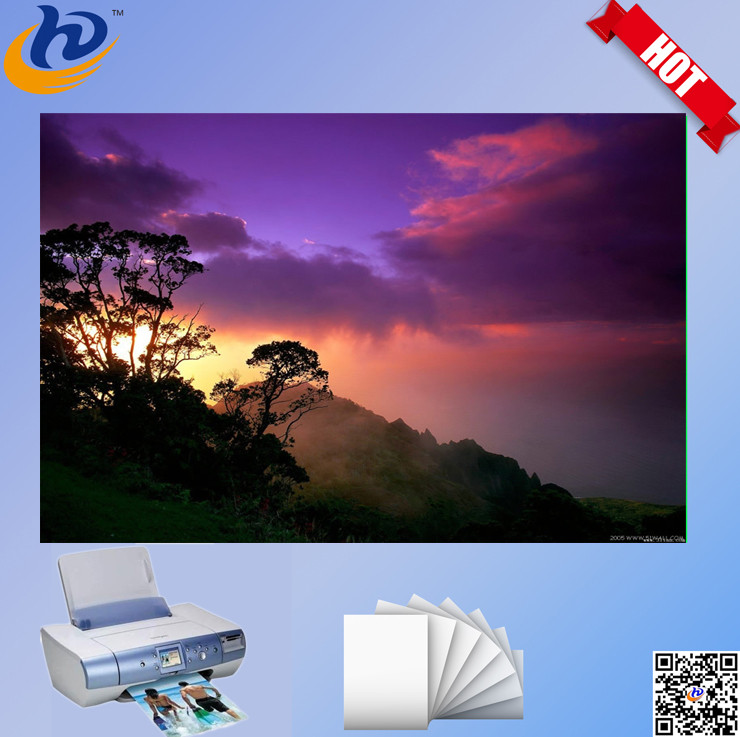 Inkjet Photo Paper 230g Double Sided Matte Photo Paper A3