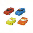 hot sell rubber toy soft plastic car