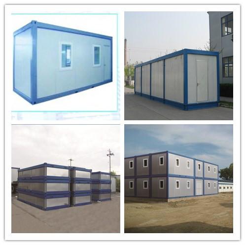 Steel frame prefab house modern rock wool modular for Prefab columns