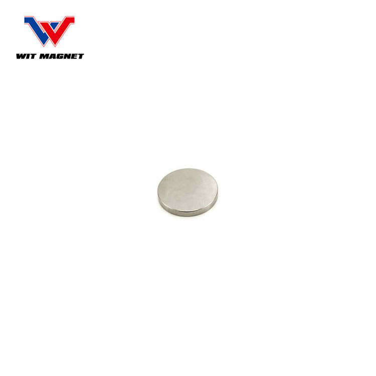 Neodymium Disc Magnets D10x3mm Powerful Customized NdFeB Magnet for Mri