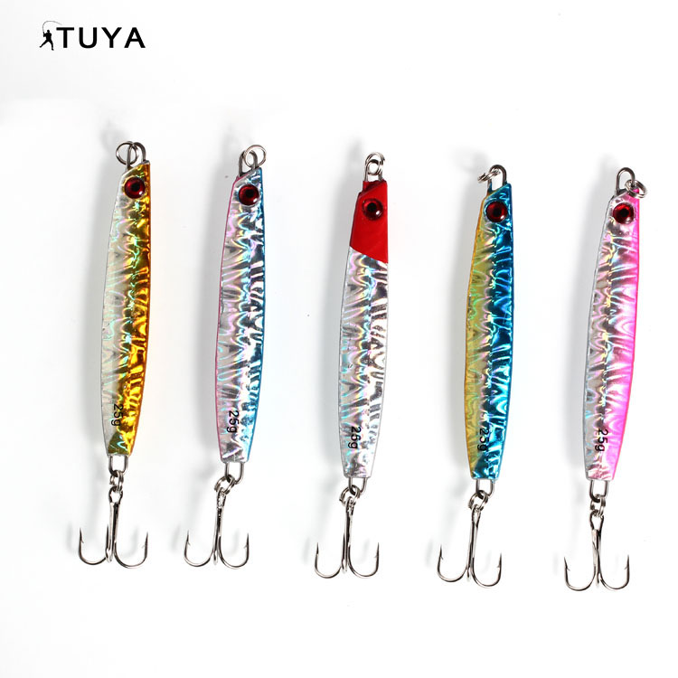 Professional pencil lead fishing lure weight in 25g