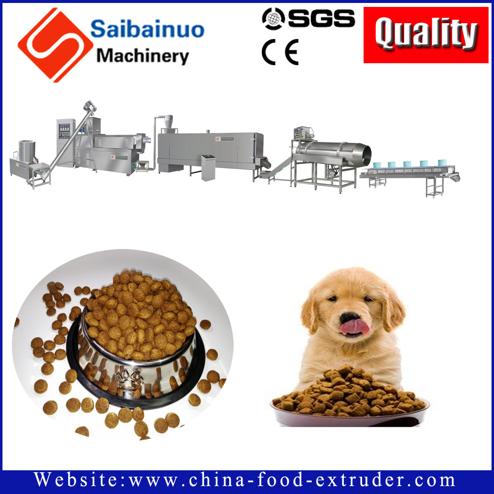 Factory price Pet foodstuff machine Wet food extruder for dogs and cats
