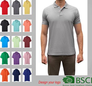 4f8a3526a Custom dri fit polo shirts wholesale bulk men pique printing polo shirt