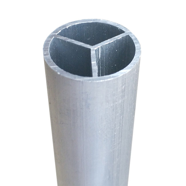 6061 t6 6063 6000 Series Round Aluminum Pipes Tube