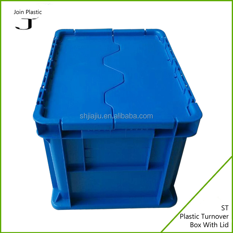 Tools Use Plastic logistic stackable tote box