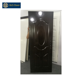 China supplier American steel door design with cheapest price
