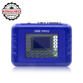 2019 High Performance Sbb Pro2 Car Key Programmer 48 88 Support New Cars To  2017 Multi-language+latest Version - Buy Sbb Pro,Sbb,Sbb Key Programmer