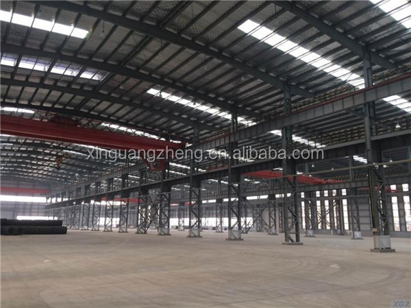 cheap modular prefabricated warehouse building
