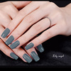 lily angel 7.3ml Hot Sale Easy to Use Base Coat and Top Coat Three Steps Special UV Gel Nail Polish Lacquer NO.94-110