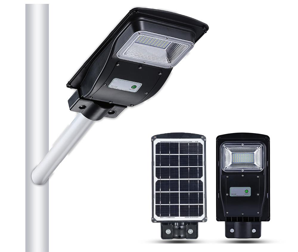 BIHUI gute qualität niedriger preis heißer verkauf 20w 40w 60w led solar straße licht für Power mangel bereichen