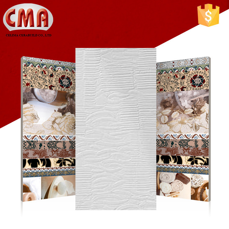 New Design Ceramic Floor Tilles Bathroom Wall Tile Designs