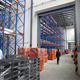 Nanjing racking factory steel parts plate storage storage pallet system