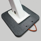 Used HDPE Crane Outrigger Pad With Handle Ground Protection Mat