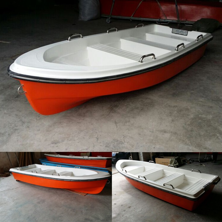 Boat fiber glass fiberglass boat fiberglass small boat 3m for 4 person fishing boat