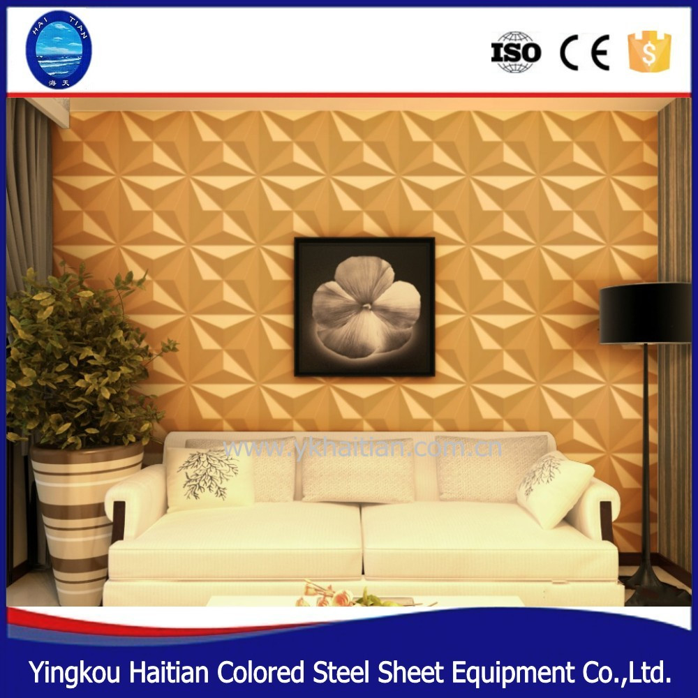 Alibaba 3d Board Lightweight 3d Pvc Material Walls Paneling Lowes ...