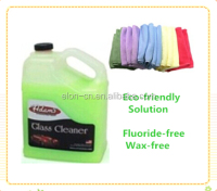 cleaning products / car care product auto glass cleaner / nano glass cleaner