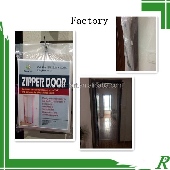 sc 1 st  Alibaba & Dust Barrier Zipper Plastic Door Wholesale Door Suppliers - Alibaba