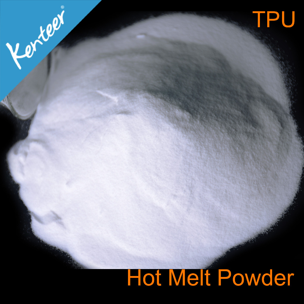Kenteer Tpu Polyurethane Hot Melt Adhesive Powder for fabric printing