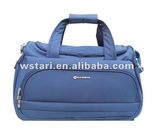 Weekend travel bag with shoe compartments basketball travel duffel bag sports bag