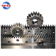 2018 hot style machinery pinion gearing metal gear rack