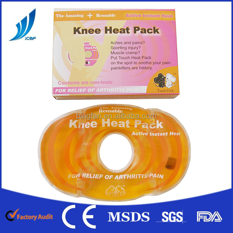 Click Heat Pads/Back Pains/Magic Hand Warmer for Knee