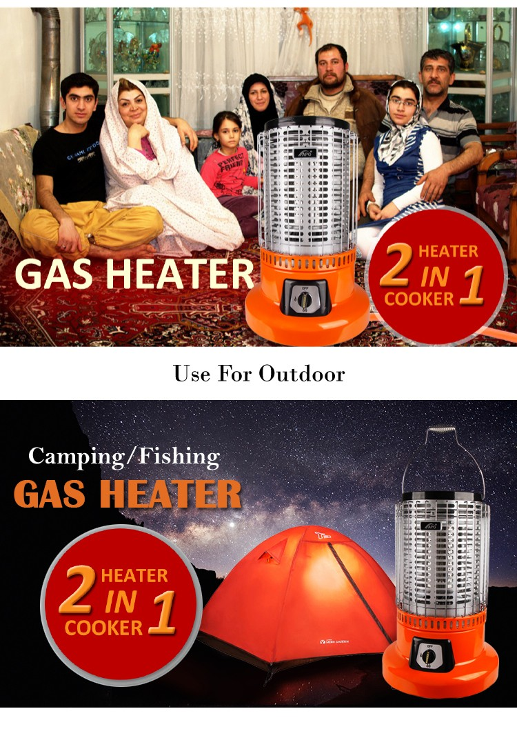 Outdoor Heater Indoor Gas Heater