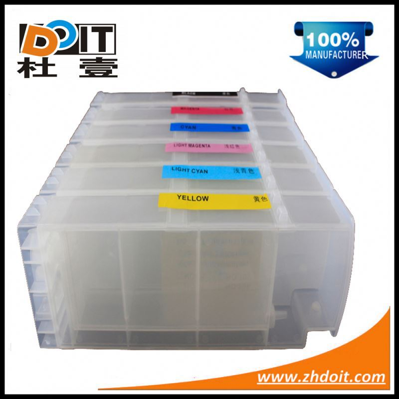 for HP 791 80# refill ink cartridge for HP Designjet 10000 without chips