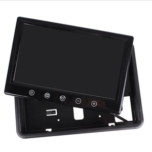 Yogfu Factory Price TFT LCD 9 inch Car TV Monitor rearview monitor car mirror monitor with AV input