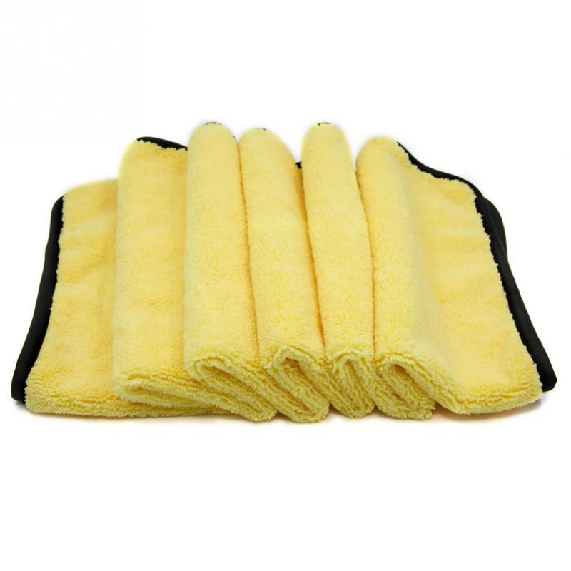 acheter grande taille microfibre de nettoyage de voiture serviette tissu multifonctionnel lavage. Black Bedroom Furniture Sets. Home Design Ideas