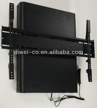 Touch TV Wandhalterung, Fernbedienung Motorisierte FERNSEHER Aufzug