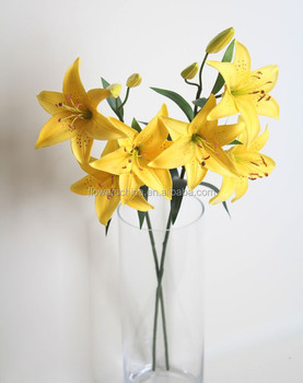 Wholesale Artificial Flower Tiger Lily Buy From China Online
