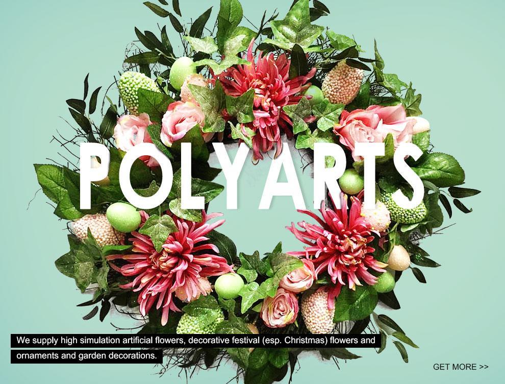 Xiamen Polyarts Arts And Crafts Co., Ltd. - Artificial flower ...