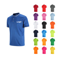 Top Quality Polo T-Shirts Custom Printing T Shirts in Bulk for Men