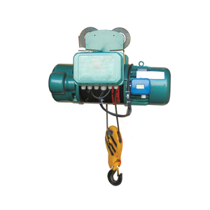 Widely Used Hoisting Machine CD Type Electric Wire Rope Hoist