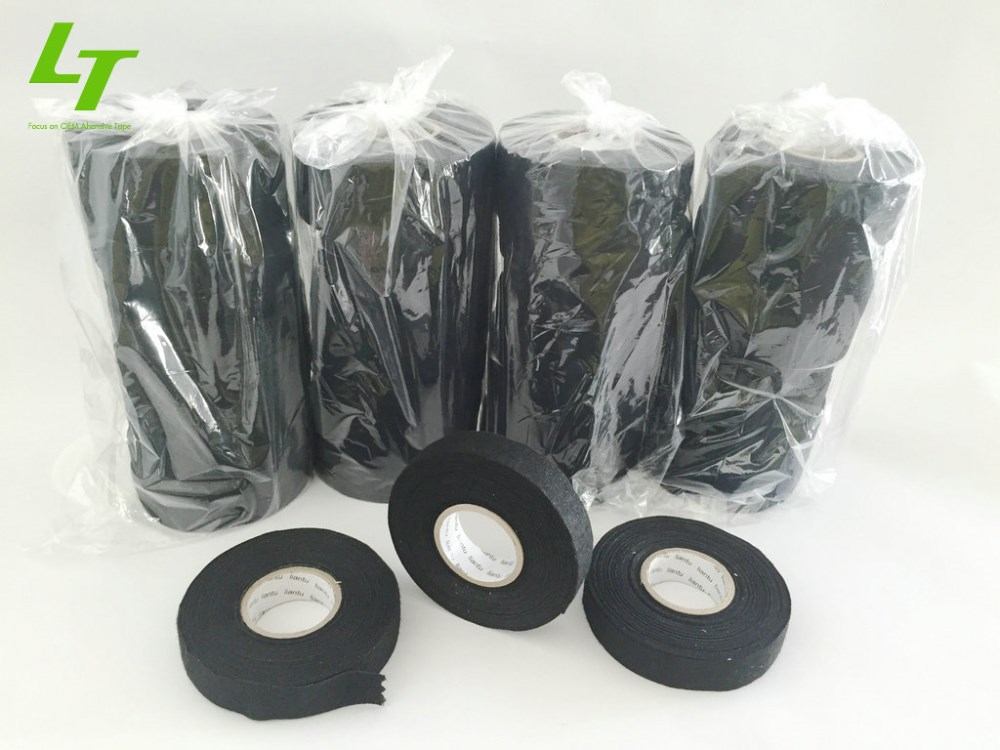 auto cloth adhesive tape cotton tape wrapping velvet tape