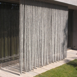 Metal Mesh Chain Link Curtain For Partition Wall