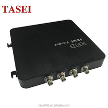 R2000 access control passive long range 4 port card writer uhf rfid reader