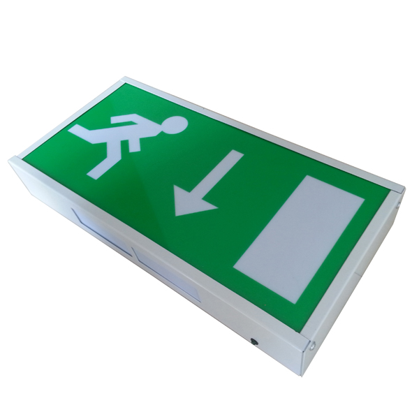 SMD Self luminous fire indicating lamp signs emergency light exit