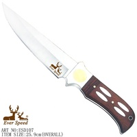 Promotional multi function hot selling stainless steel pocket hunting knife